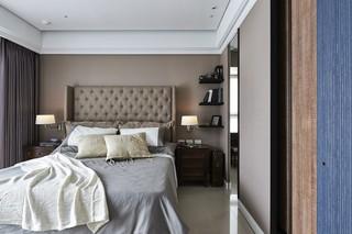 大户型港式风格卧室装修效果图