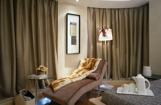 简欧风格样板间装修窗帘设计图