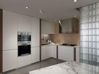 132㎡现代风格厨房装修效果图