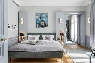 大户型奢华公寓卧室装修效果图