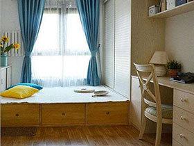 怦然心动 10款8平米卧室榻榻米装修效果图