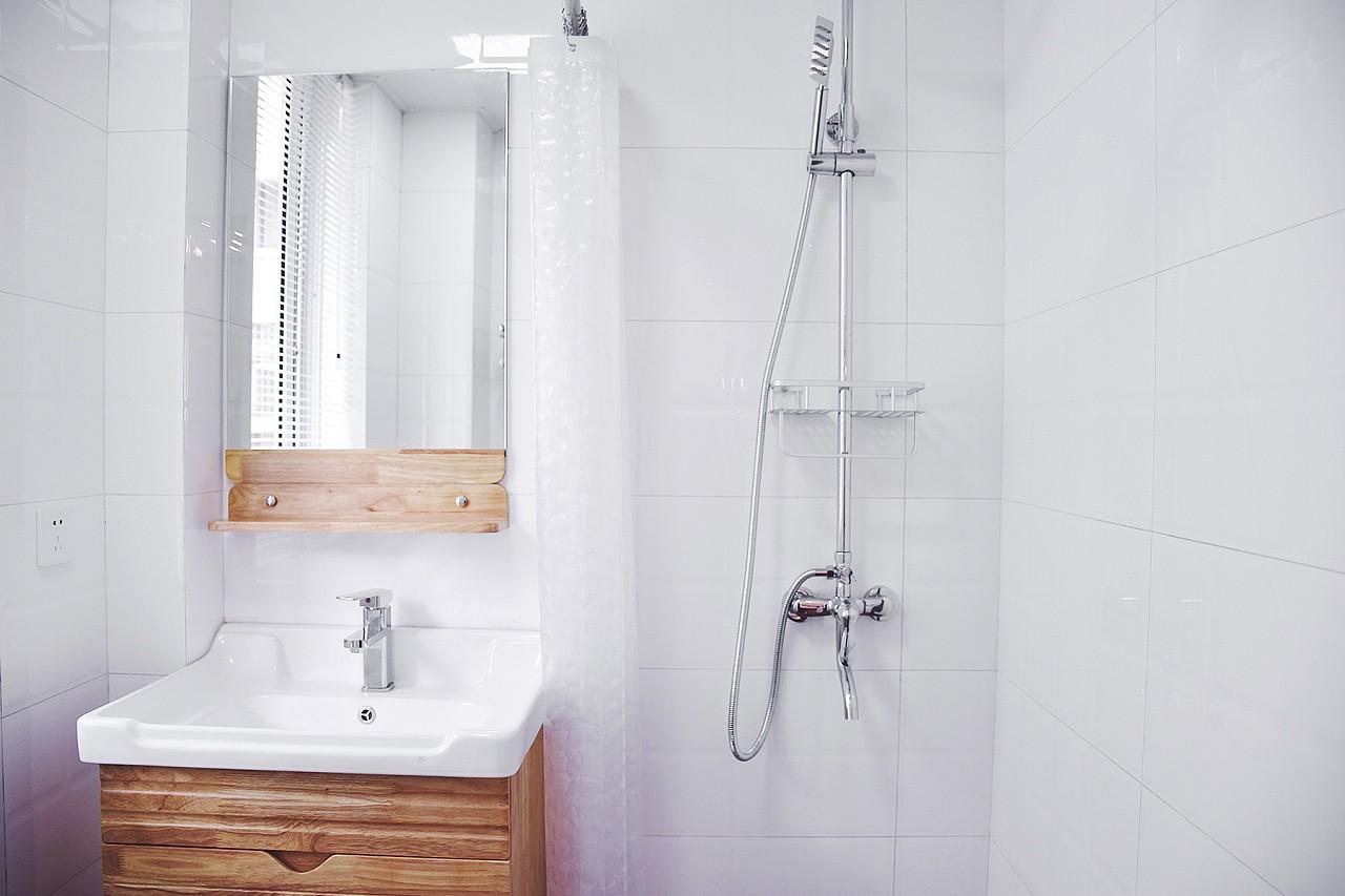 小户型北欧公寓卫生间装修效果图