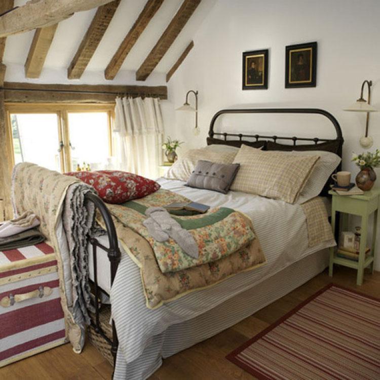 阁楼卧室装修参考图