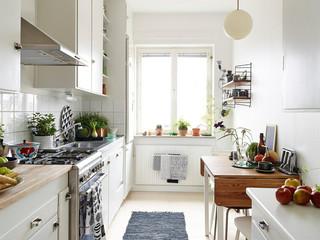 小户型北欧风格公寓厨房装修效果图