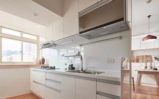 小户型二居厨房装修效果图