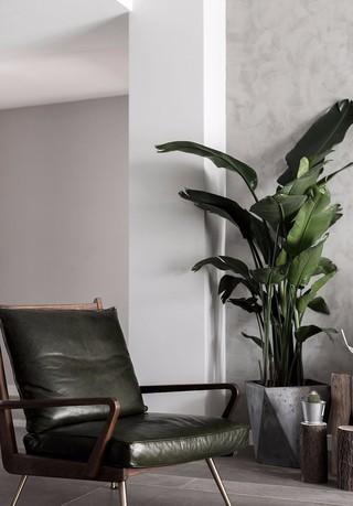 145㎡北欧风格装修沙发椅设计图