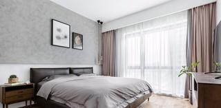 145㎡北欧风格卧室装修效果图