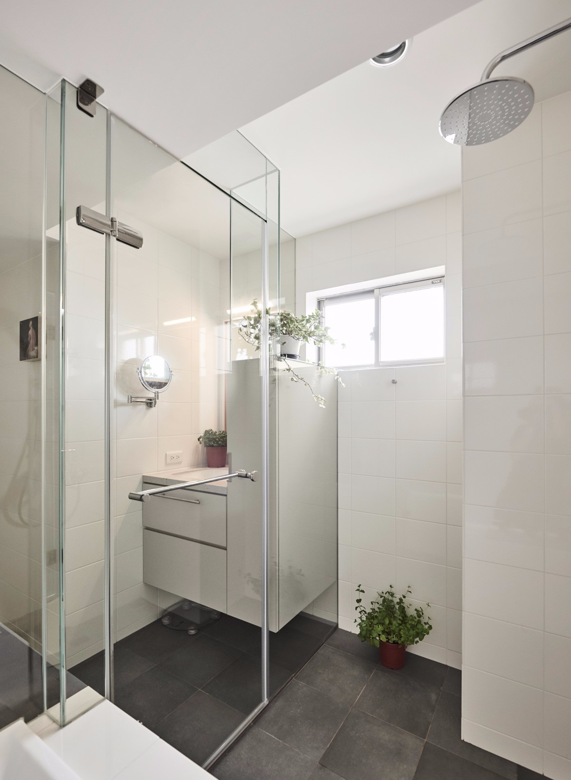 MUJI风格二居卫生间装修效果图