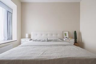 北欧极简风二居卧室装修效果图