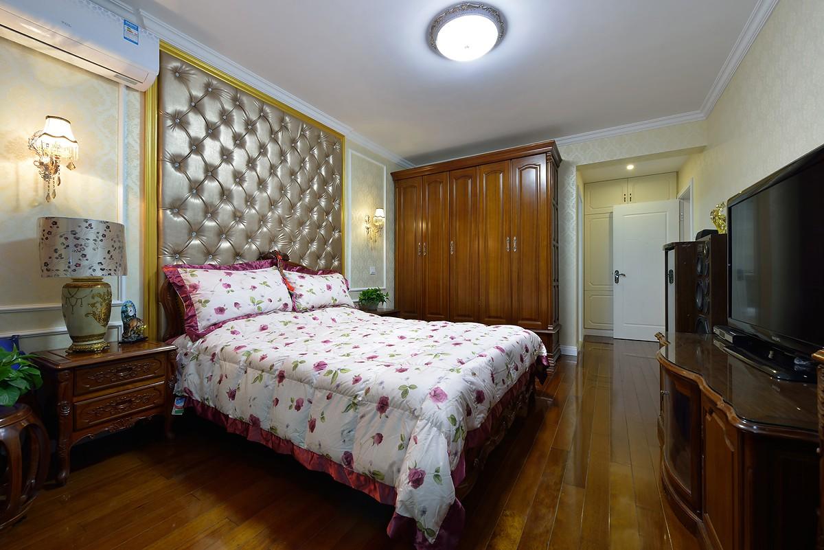 古典欧式风格卧室装修效果图