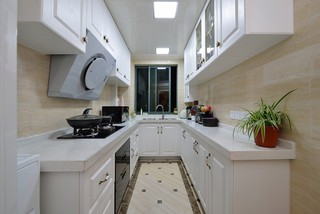古典欧式风格厨房装修效果图