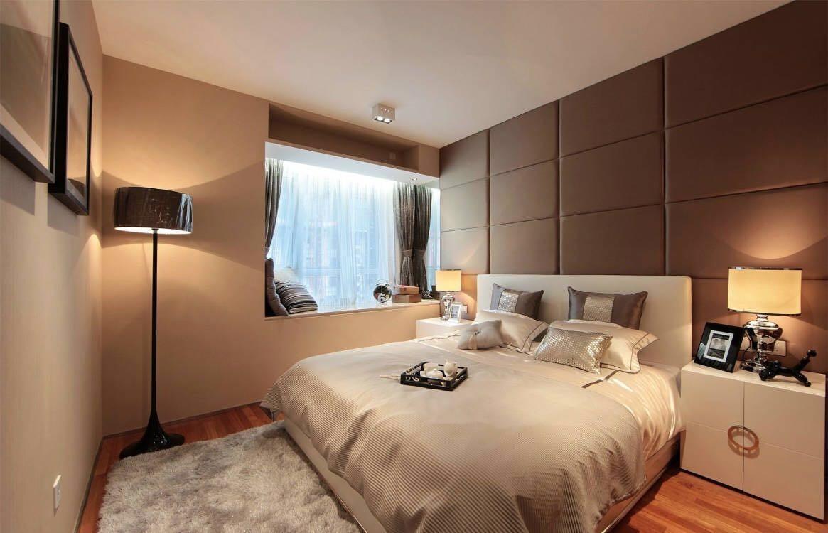 现代简约风格四房卧室装修效果图