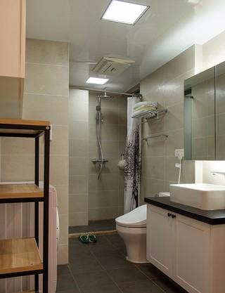 小户型二居卫生间装修效果图