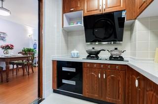 现代美式风格厨房装修注册送300元现金老虎机图