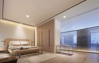 简约新中式风格卧室每日首存送20