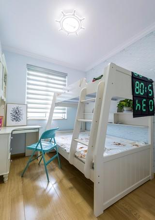 小户型两居室儿童房装修效果图