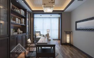 新中式沙发装修效果图