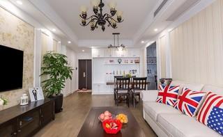 美式风格两居客厅国国内清清草原免费视频