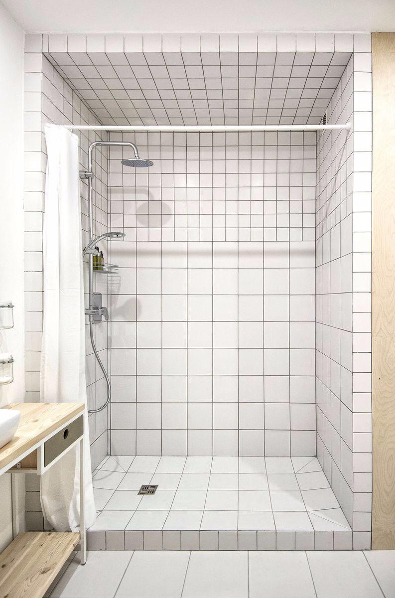 一居室小户型卫生间装修设计图