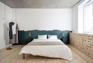 公寓简约卧室装修效果图
