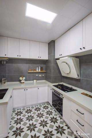 简约北欧三居室厨房装修效果图