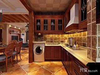 复古美式风格厨房每日首存送20