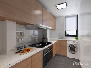 70㎡简约风格两居厨房装修效果图