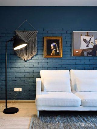 小户型北欧风格二居装修效果图