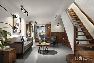 150平米简约复式装修楼梯设计图