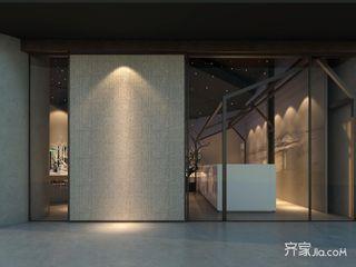 中式禅意茶餐厅装修效果图