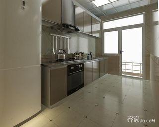 140平米现代风格厨房装修效果图