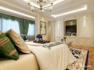 大戶型美式臥室裝修效果圖