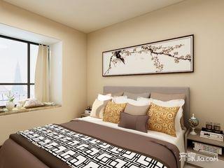 98平混搭风格三居卧室装修设计图