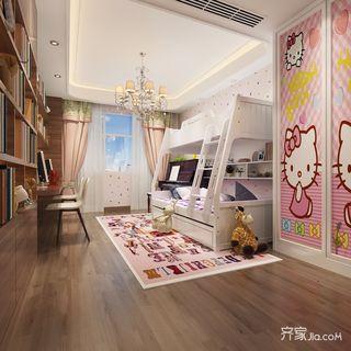 新古典风格四居室儿童房装修效果图