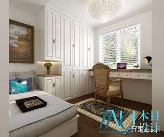 美式风格四房卧室装修效果图
