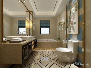 大户型欧式别墅卫生间装修效果图