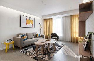 二居室宜家风装修设计效果图