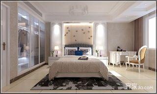 大户型轻奢欧式四房装修效果图