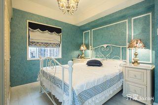 150平米美式风格装修卧室设计图