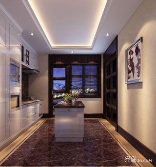 两居室混搭风格厨房装修效果图
