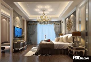东南亚建筑风格_现代轻奢装修沙发背景墙图片_齐家网装修效果图