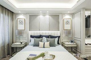 大户型奢华美式卧室装修效果图