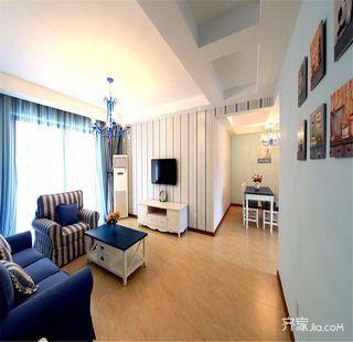 108平地中海风格家卧室效果图