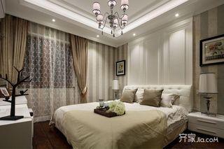 现代欧式混搭装修卧室欣赏图