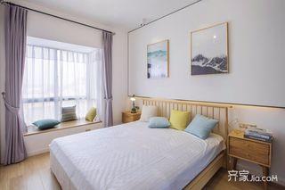 北欧二居室卧室设计