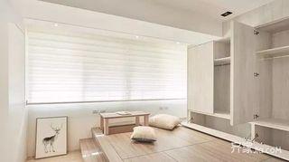 130㎡北欧风格三居室装修收纳柜效果图