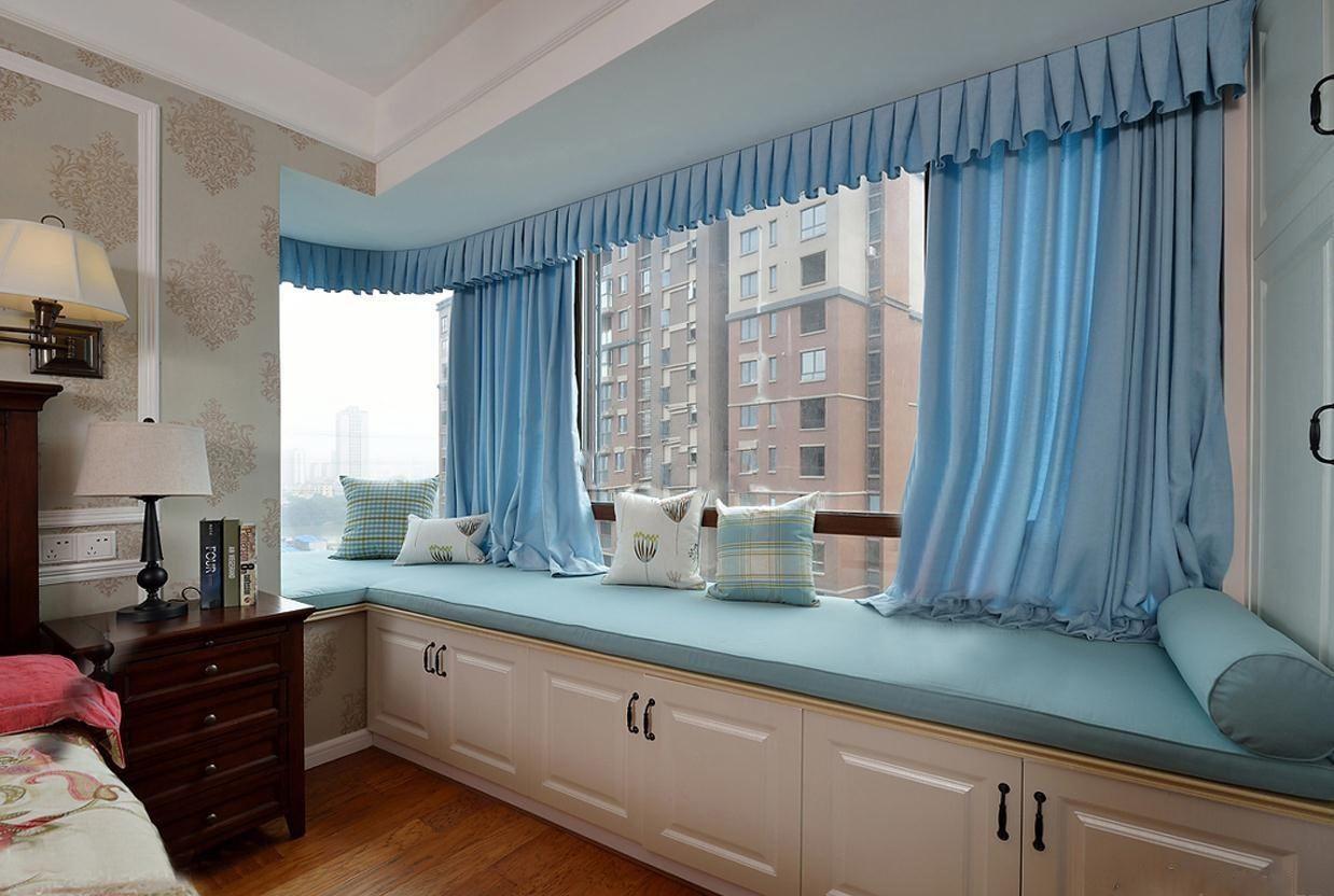 卧室飘窗怎么设计 这样设计让你