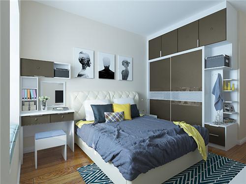 卧室整体衣柜有什么特点