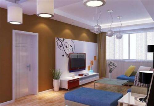 客厅电视墙该如何装修呢