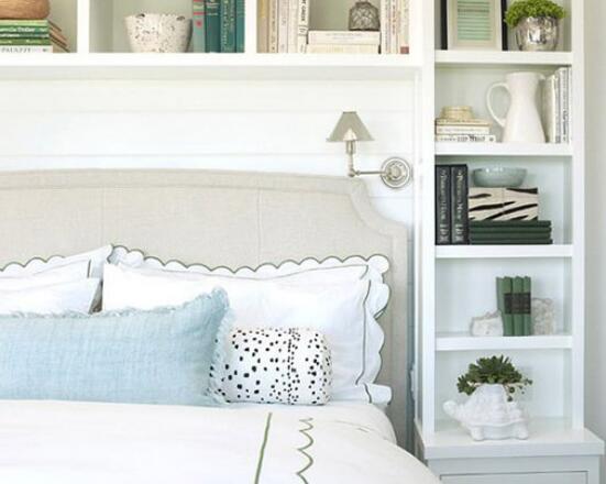卧室收纳小小家具来帮忙